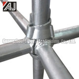 High Anti-Rust Hot DIP Galvanized Cuplock Scaffold System, Guangzhou Factory