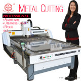 Bytcnc-6 Customize 6090 1325 2030 Metal Cutting CNC Router Machine for Stainless Steel Brass Aluminum