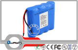 1s4p 3.7V 13600mAh Lithium Battery Pack