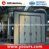 New Electrostatic Paint Spraying Machine & Chamber