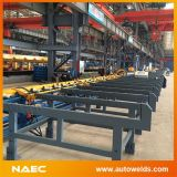 Automatic All-in-One Pipe Cutting and Beveling Machine