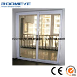 PVC Sliding Door with High Quality White Color