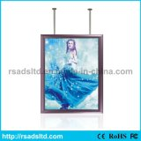 Double Sides Picture Display LED Slim Light Box Board