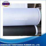 Blank White Polyester Fabric Rubber Mouse Pad Roll Material