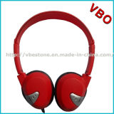 Single Wired Headset Disposable Headsets for Airline or Promotion