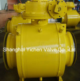 Alloy Steel A217 Wc9 Ball Valve