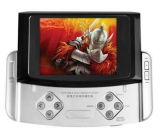 2.8 inch LCD Slide Panel MP3 MP4 PMP Game Player (ZT-301)