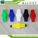 Hot Sale Gifts Fidget Spinner Shape 16GB Dual USB Flash Drive