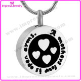 a Mothers Love Keepsake Urn Pendant Cheap Cremation Jewelry