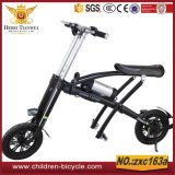 Electric Bike Manufacturer Portable Folding Electric Bicycle / Folding Electric Bike
