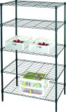 Popular Epoxy Finish Wire Shelving Units for Us EU Market