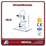 Pol-01 Medical Equipment Converging Stereoscope Optical Slit Lamp Microscope