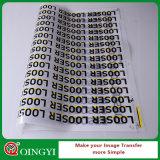 Qingyi Custom High Quality Plastisol Heat Transfer for T Shirt