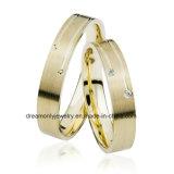 Window Display Sample Ring Brass Dummy Wedding Ring for Showcase