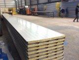 Fireproof Rockwool Wall Sandwich Panels for Warehouse