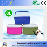 8L Outdoor Plastic Cooler Box for Camping