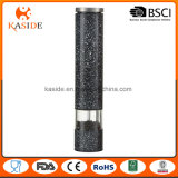 Metallic Color Painting Stainless Ceramic Salt and Pepper Mill