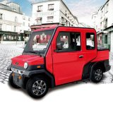 4 Seater Enclosure Cargo Electric Pickup
