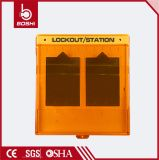 Bd-B207W Lockout Tagout Management Station Without Mask