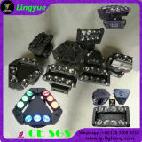 LED Stage Moving Head Spider Beam Light with 8 Heads