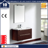 MDF Melamine Bathroom Vanity Unit with Mirror Cabinet