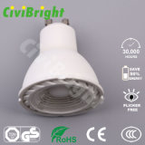 Warm White 7W GU10 LED Spotlights with Long Life
