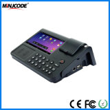 Esay Operation Payment Touch Screen 7 Inch POS Terminals for Restaurant or Supermarket, Mj PC701