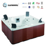 2017 Hot Selling Balboa System Outdoor SPA Hot Tub for 4 Person (SR806)