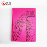 Pink Cover Notebook