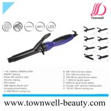8 in 1 Hair Styling Curler with Interchangeable Attachments