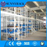 Industrial Warehouse Storage Mezzanine Floor Rack