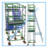 Safe SGS Approved Type of Scaffolding for Construction