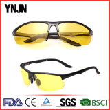 Tr90 Driving Cycling Outdoor Sport UV400 Day Night Sunglasses (YJ-F80064)