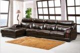 Modern 1+2+3 Classic Royal Living Room Leather Sofa (HX-SN008)