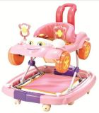 New Model Plastic Baby Walker with Music and Lights (CA-BW206)