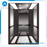 630kg Machine Room Passenger Elevator with Luxurious Decoration