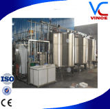 Stainless Steel Industry CIP Cleaning System for Dairy Beverage