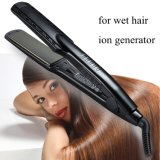 Digital Hair Straightener with Floating Plates
