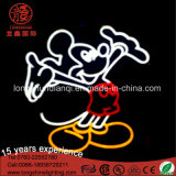 Factory Price Open Mickey Neon Sign Flex Light for Outdoor Decoration