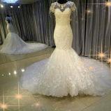 2017 Spring Collection Real Dress Custom Made Wedding Dress (Dream-100100)