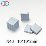Magnetic Materials Strong Custom NdFeB Magnets