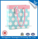 High Quality Wavepoint Paper Gift Packing Bag with Matt Lamination