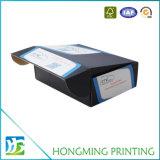 Custom Matte Lamination Apparel Packaging Box Cardboard