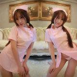 Night Club Cosplay Pink Nurse Sexy Dress Lingerie Dress