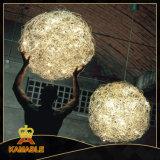 Modern Customized Brass Ball Pendant Lamp (KAM008)