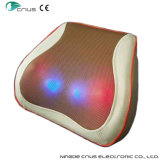 Full Body Head Back Neck Rolling Kneading Massage Pillow