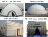 Inflatable Dome Tent and Advertising Tent for Camping and Exhibitions