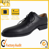 Cheap Price Cow Leather Uniform Shoes