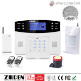 Wireless GSM Security Alarm with Contact ID