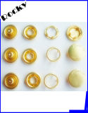 Pearl Prong Snap Button Oeko Plateing